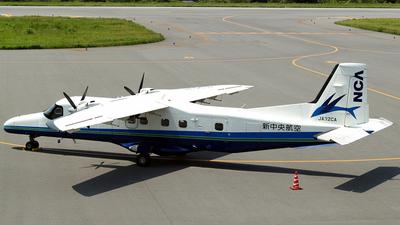 JA32CA - Dornier Do-228-212 - New Central Airline (NCA)