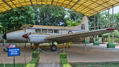 HW201 - De Havilland DH-104 Devon C.1 - India - Air Force