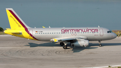 D-AGWN - Airbus A319-132 - Germanwings