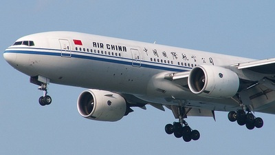 B-2061 - Boeing 777-2J6 - Air China
