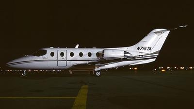 N715TA - Beechcraft 400A Beechjet - Flight Options