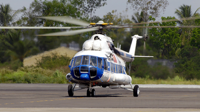 8423 - Mil Mi-172 - Vietnam - Air Force