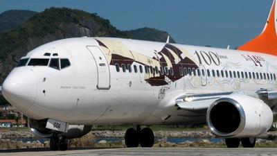 PR-GOA - Boeing 737-7L9 - GOL Linhas Aéreas