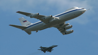 RA-86147 - Ilyushin IL-80VKP - Russia - Air Force