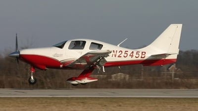 A picture of N2545B - Lancair LC41550FG - [41036] - © J. Scott Gerken