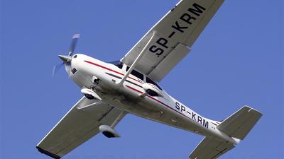 SP-KRM - Cessna T182T Turbo Skylane - Private