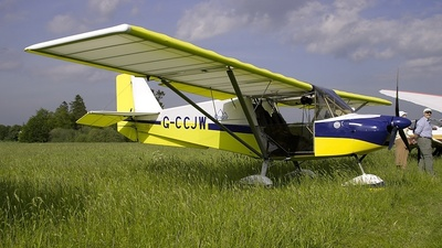 G-CCJW - Skyranger 912(2) - Private
