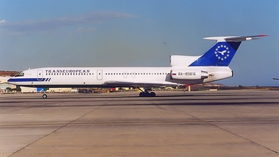 RA-85816 - Tupolev Tu-154M - Transeuropean Airlines