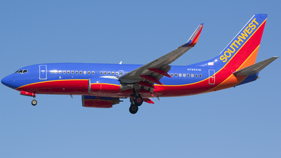 N765SW - Boeing 737-7H4 - Southwest Airlines