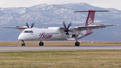 N402QX - Bombardier Dash 8-Q402 - Horizon Air