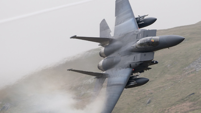 97-0219 - Boeing F-15E Strike Eagle - United States - US Air Force (USAF)
