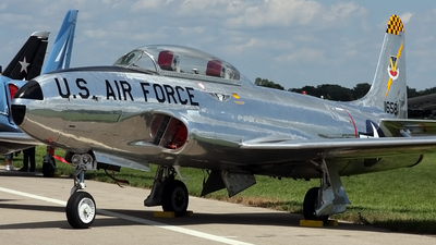 NX9124Z - Lockheed T-33 Shooting Star - Private