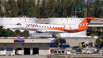 N839RP - Embraer ERJ-135LR - Serviços Executivos Aéreos de Angola (SEAA)