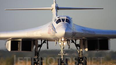 16 - Tupolev Tu-160 Blackjack - Russia - Air Force