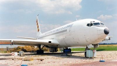 F-BHSF - Boeing 707-328 - Institut Aeronautique Amaury de la Grange