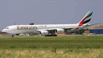 A picture of FWWTE - Airbus A380 - Airbus - © manu.h