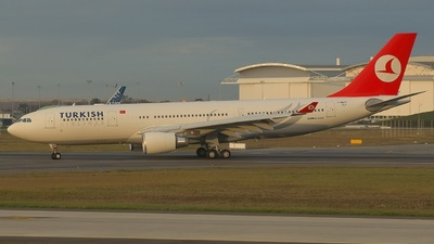 F-WWKF - Airbus A330-203 - Turkish Airlines