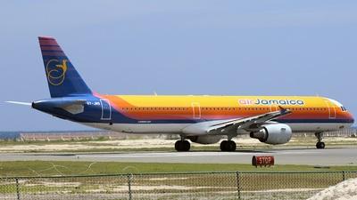 6Y-JMS - Airbus A321-211 - Air Jamaica