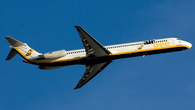 I-DAWW - McDonnell Douglas MD-82 - Air Bee (ItAli Airlines)