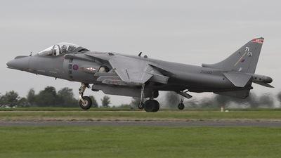 ZG500 - British Aerospace Harrier GR.9 - United Kingdom - Royal Air Force (RAF)