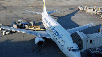 UR-VVI - Boeing 737-33A - AeroSvit Ukrainian Airlines