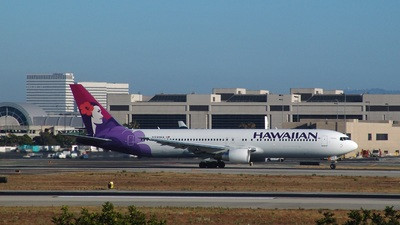 N591HA - Boeing 767-33A(ER) - Hawaiian Airlines
