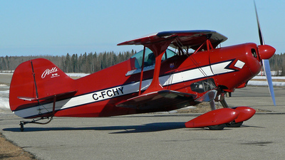 C-FCHY - Pitts S-1S Special - Private