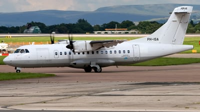 PH-ISA - ATR 42-500 - Interstate Airlines