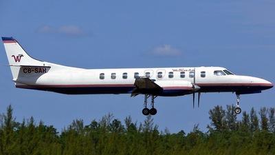 A picture of C6SAR - Embraer ERJ145LR - Western Air - © Stephen B. Aranha