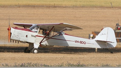 VH-BDQ - Auster J1 - Private