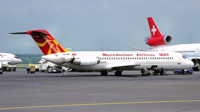 Z3-ARE - McDonnell Douglas DC-9-32 - MAT Macedonian Airlines