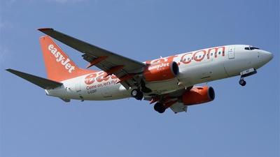 G-EZKF - Boeing 737-73V - easyJet