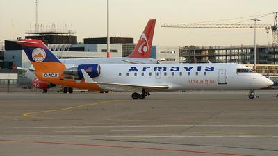 D-ACJI - Bombardier CRJ-100LR - Armavia