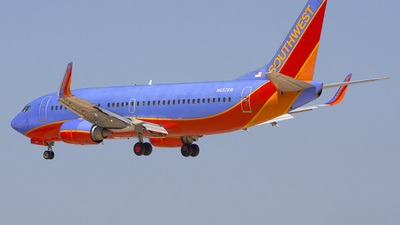 N637SW - Boeing 737-3H4 - Southwest Airlines
