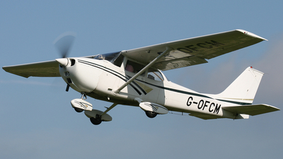 A picture of GOFCM - Cessna F172L Skyhawk - [0839] - © hjcurtis