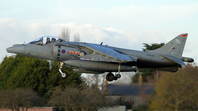 ZD438 - British Aerospace Harrier GR.9 - United Kingdom - Royal Navy