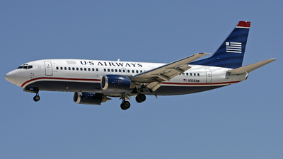 N305AW - Boeing 737-3G7 - US Airways (America West Airlines)