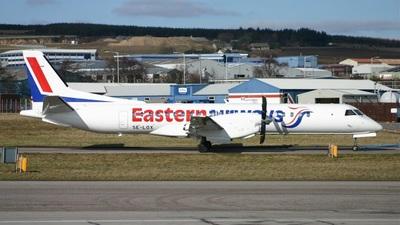 SE-LOX - Saab 2000 - Eastern Airways