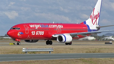 VH-VOV - Boeing 737-82R - Virgin Blue Airlines