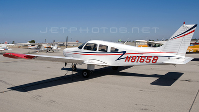 A picture of N81658 - Piper PA28161 - [288216128] - © Haik Nguyen