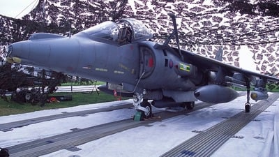 ZD329 - British Aerospace Harrier GR.7 - United Kingdom - Royal Air Force (RAF)