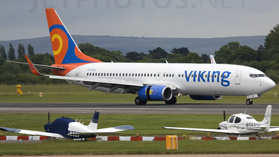 C-FYLC - Boeing 737-8BK - Viking Airlines (Sunwing Airlines)