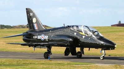 XX316 - British Aerospace Hawk T.1A - United Kingdom - Royal Air Force (RAF)