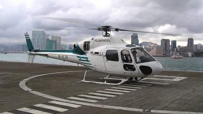 B-HJK - Eurocopter AS 355N Ecureuil 2 - Heliservices (Hong Kong)