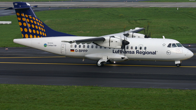 D-BPPP - ATR 42-500 - Lufthansa Regional (Contact Air)