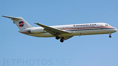 HI-869 - McDonnell Douglas DC-9-32 - PAWA Dominicana