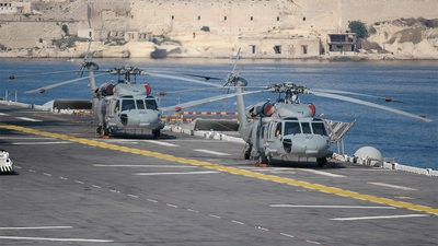 166306 - Sikorsky MH-60S Knighthawk - United States - US Navy (USN)
