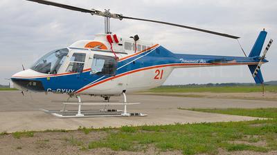 C-GYHY - Bell 206B JetRanger - Transwest Air