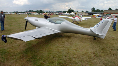 OO-F03 - Impulse Aircraft i100TD - Private