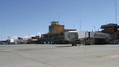 SLLP - Airport - Ramp